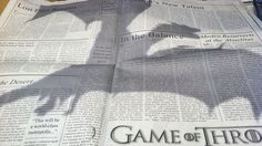 Game of Thrones Takes Over The New York Times With Awesome Print Ad
