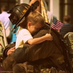 Big hugs - Rest in peace to those who have passed protecting us.