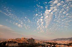 Acropolis of Athens by Kim Pin Tan