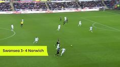 On this day in 2012, Swansea City Football Club and Norwich City FC produced a memorable 7-goal thriller...