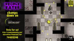 People Eater chomps down on #steam http://steamcommunity.com/sharedfiles/filedetails/?id=744813246 #game #gaming #indie #unity3d…