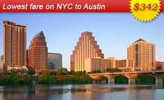Air Fares & Flight Ticket Booking to and from Austin - Book Cheap Flights Tickets from Austin with AirFareMall.Com. We offer Great airfare deals on International and Domestic Flight Bookings.