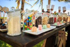 Delicious desserts #SecretsCapriRivieraCancun #Mexico #DestinationWedding