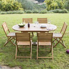 Chariot desserte et table pour plancha poser 96584300f bois en solde d c - Desserte jardin ikea ...