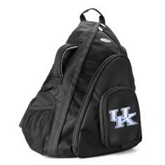 Kentucky Wildcats 15-in. Laptop Sling Backpack