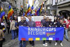 De doortocht van de Belgian Pride in Brussel heeft meer dan 55.000 mensen op de been gebracht. Dat meldt Ilse Van de Keere, woordvoerder van de pol...