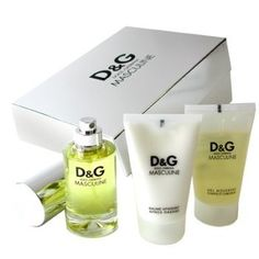 D/G MASCULIN by D amp;G, SET by Dolce & Gabbana. $69.00. The Gift Set fragrance is original and 100% authentic.. Skillfully Blended Notes Of Citrus, Coriander And Lemon Are Accented With Cardamom, Cedar And Vetiver.. This Fresh, Masculine Fragrance Is Perfect For Casual Use.. This Fresh, Masculine Fragrance Is Perfect For Casual Use. Skillfully Blended Notes Of Citrus, Coriander And Lemon Are Accented With Cardamom, Cedar And Vetiver.