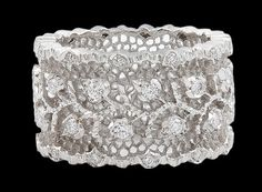 BUCCELLATI Diamond Ring - Alain.R.Truong