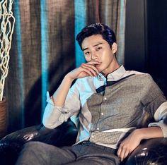 BASSO Homme | Park Seo Joon