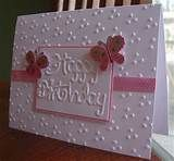 Handmade birthday card ideas with tips and instructions to make Birthday cards yourself. If you enjoy making cards and collecting card making tips, then you'll love these DIY birthday cards! Birthday Greetings For Kids, Birthday Cards For Women, Handmade Birthday Cards, Happy Birthday Cards, Diy Birthday, Birthday Wishes, Female Birthday Cards, Vintage Birthday, Birthday Images