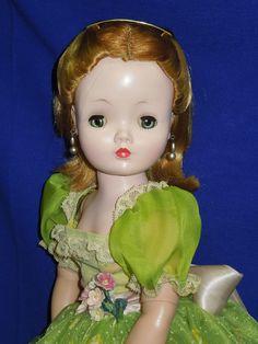 "Vintage 20"" Madame Alexander Cissy doll  #Dolls"