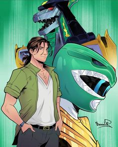 Dino Rangers, Pawer Rangers, Naruto Sketch Drawing, Drawing Sketches, Drawings, Saban's Power Rangers, Mighty Morphin Power Rangers, Green Power Ranger, Live Action