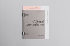 https://www.behance.net/gallery/26244793/Cultural-appropriation-Taste-Bore-me