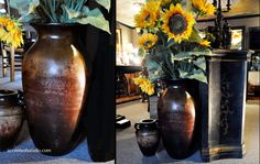 BACK IN STOCK! Colorado Floor Vase