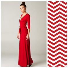 Hailey Wrap Maxi http://www.catchbliss.com/hailey-wrap-maxi-in-ruby/