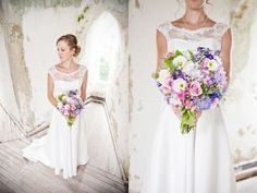 Bridal Bouquet | Photographed by Sussex Photographer FitzGerald Photographic
