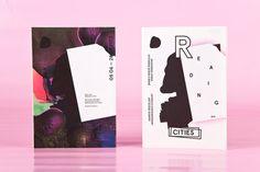 Actualité / Une identité toute faite / étapes: design & culture visuelle