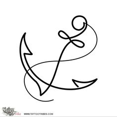TATTOO TRIBES: Tattoo of Anchor, Steady, safe tattoo,anchor home harbour safety tattoo - royaty-free tribal tattoos with meaning Bff Tattoos, Girly Tattoos, Mini Tattoos, Future Tattoos, Love Tattoos, Body Art Tattoos, Small Tattoos, Tattoos For Women, Tatoos