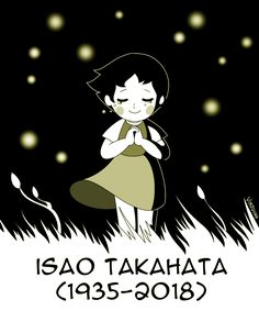 R.I.P Isao Takahata by vinzound