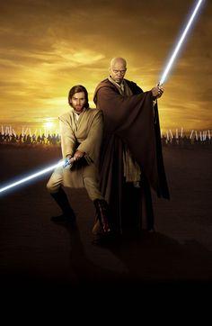 Obi Wan & Mace Windu