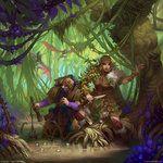 The Trollfens by Belibr