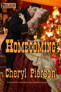 A holiday skirmish sends Union officer, Jack Durham, on an unlikely mission to fulfill his promise of honor to a dying Confederate soldier—his enemy. In an odd twist of fate, a simple assurance to carry young Billy Anderson's meager belongings home to his family a few miles away becomes more than what it seems. Homecoming by Cheryl Pierson Link: http://amzn.com/B00M28EYT6
