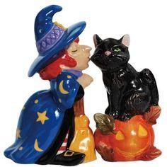 Disney Alice In Wonderland Cheshire Cat 4.5 Inch Salt And Pepper Shaker Set NIP