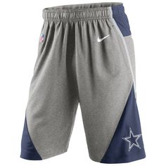 Dallas Cowboys Nike Fly XL 4.0 Performance Shorts - Charcoal - $54.99