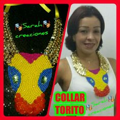 Más Photo Booth, Diy Jewelry, Crochet Necklace, Crochet Hats, Fashion, Craft, Necklaces, Amor, Fashion Necklace