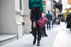 Street Style // Obsessions Now