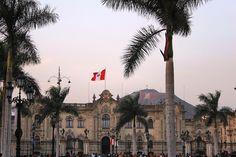 Lima: Palacio del Gobierno by zug55, via Flickr