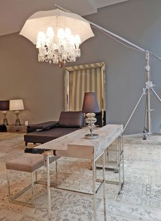Stehleuchte Marie Coquine von Barovier & Toso, Design Philippe Starck