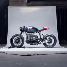 Diamond Atelier has just put up its limited production BMW cafe racers for sale.