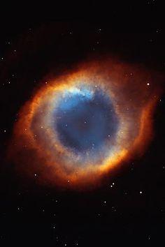 hubble,   The Helix Nebula