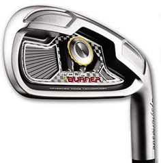 TaylorMade Tour Burner Single Iron 6 Iron TM Reax 65 Graphite Regular Right Handed 37.5 in