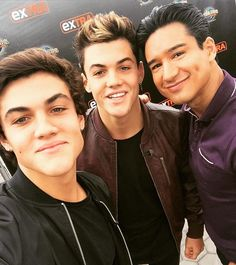 So @ethandolan & @graysondolan came through to make sure I stay on point. I remember being 16yrs old. Barely tho...
