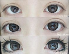 Circle lenses are special colored contacts with a dark outer ring designed to give the appearance of a larger iris. This helps eyes look wider and more awake. Shop over 500 styles of circle contact lens at EyeCandy's. Cheapest price and Free Shipping to USA, Canada & Worldwide!