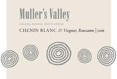 Muller's Valley -  M.A.N. Family Wines - Chenin Blanc, ,Viognier, Rousanne - Paar, Zuid-Afrika - W.O. Western Cape - Vinthousiast, Rupelmonde (Kruibeke) - www.vinthousiast.be