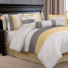 Hudson Seven-Piece Comforter Set  $151.98$75.99 Beyond the Rack