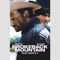 Andrew Lincoln and Norman Reedus in Brokeback Mountain | twdnotofficial (IG)  Tags: #twd #thewalkingdead #walkingdead #twdparodyposters #rickgrimes #daryldixon #rickyl #normanreedus #andrewlincoln