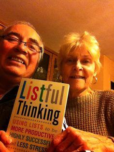 Another day...another #ListfulThinking shelfie! Love this one of my aunt and uncle.  #ListfulThinkingShelfie #ListfulThinking