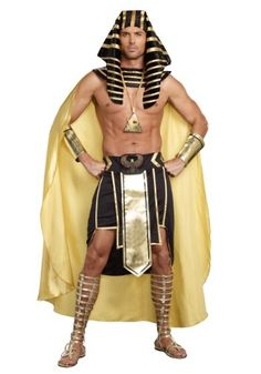King of Egypt Costume  sc 1 st  Pinterest & Cleopatra and Marc Antony costumes. | Costumes for the Connoisseur ...