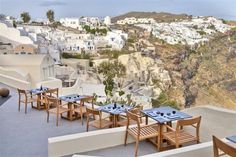 Book your escape at Mystique, a Luxury Collection Hotel, Santorini. Our exclusive Santorini hotel offers luxury accommodations & unmatched experiences. Santorini Hotels, Santorini Island, Santorini Greece, Mykonos, Marriott Hotels, Hotels And Resorts, Luxury Collection Hotels, Hotel Deals, Greek Islands