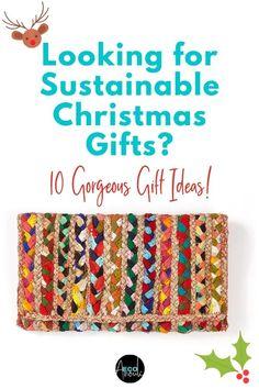 10 Gorgeous, Lasting and Sustainable Christmas Gift Ideas | Eco Anouk