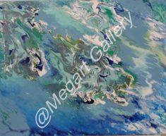 ΚΑΛΛΙΤΕΧΝΗΣ:ΧΡΗΣΤΑΚΟΥ ΒΙΟΛΕΤΤΑ ΔΙΑΣΤΑΣΕΙΣ:100X80CM ΑΚΡΥΛΙΚΑ TIMH:1400,00 € Blue Artwork, Shades Of Blue, Painting, Painting Art, Paintings, Painted Canvas, Drawings