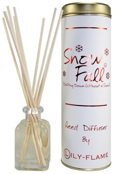 Snow Fall.  Drifting Down Without a Sound. This scent is super soft and rounded. Capturing the special quietness that comes with the first snow of the year.