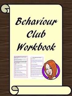 Behaviour Club BookletThis booklet is part of a behaviour system I use in my classroom. If a child has to be kept in at play they take out their behaviour booklet and they reflect on what happened and why. I have found these very usefulIf you have any questions please ask***************************************************************************More of my products: Persuasive Writing Complete Unit  Dialogues and Play Scripts Unit of Work Instruction Writing Unit…