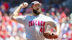 Has the bar been lowered for Cubs' Jake Arrieta? #FansnStars