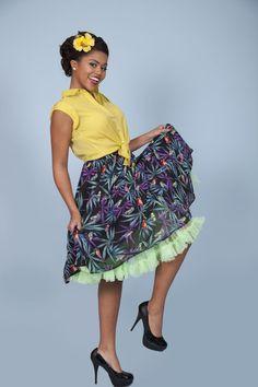 Fly Away skirt XS :)