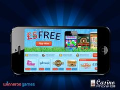 Now play Winneroo Games on all IOS, Blackberry & Android Casino Games, Phone Slots and Mobile SMS Bingo Too. Register now & get a free £5 no deposit bonus! Go get the bonus now: http://www.casinophonebill.com/review/phone-roulette-mobile-billing-wheel-winneroo-games/